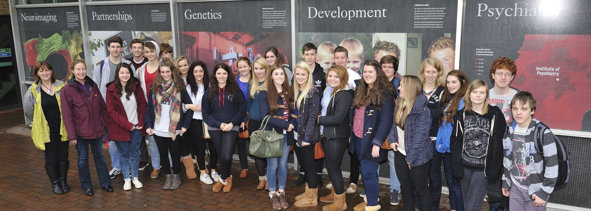 Psychology and Sociology School Trips and Tours to London   NST