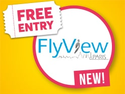 FREE ENTRY to FlyView
