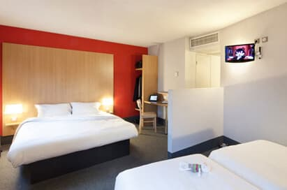 The BB Paris Porte Des Lilas Hotel In Paris France NST - Bandb hôtel paris porte des lilas paris