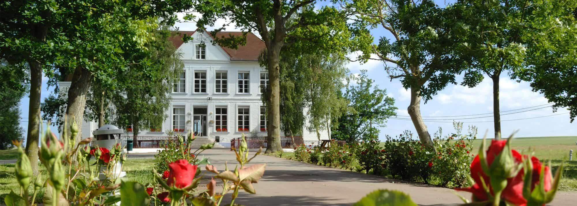 The Chateau D Ebblinghem On The Opal Coast France Nst