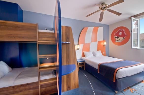 The Explorers Hotel In Val De France Paris Disneyland Nst