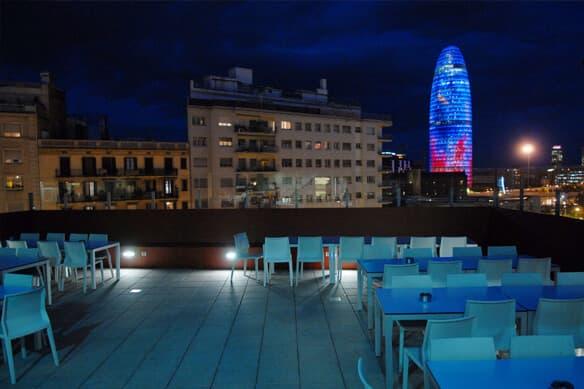 The Urbany Hostel In Barcelona Spain Nst