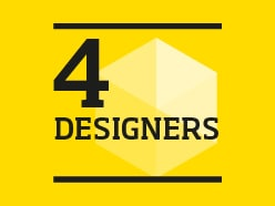 4 Designers Event - London - February 2019