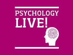 Psychology LIVE! Event - March 2019
