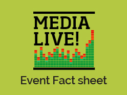 Download a Media LIVE! fact sheet